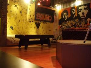 Stora rummet